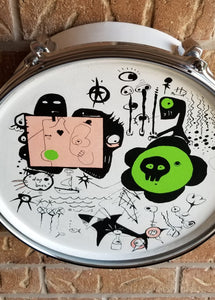 Design A Drum Collaboration- THORNE HAYES
