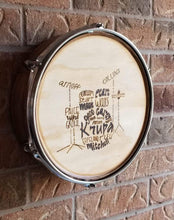 Load image into Gallery viewer, Design A Drum Collaboration- FIREART BY KATRIN