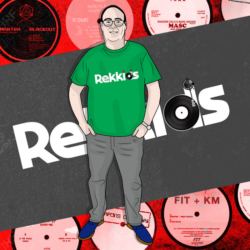 Rekkids Manchester - We do things differently here.