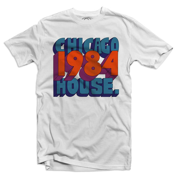 Chicago House 1984 Men's T-Shirt