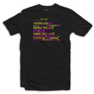 303 Classics Roland Synth Mens T-Shirt