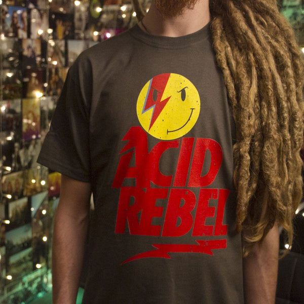 Acid Rebel Mens T-Shirt