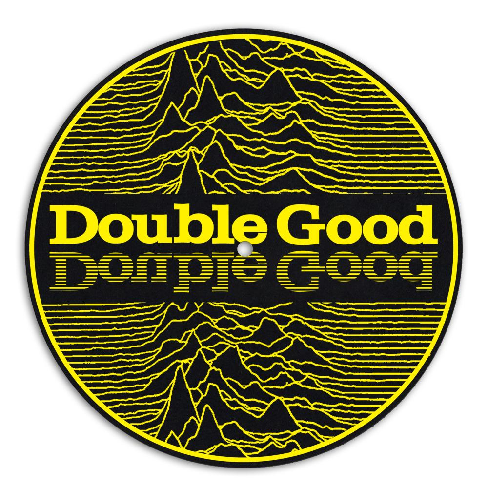 Double Good Pleasures DJ Slipmat