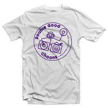 Double Hooj Choons Men's T-Shirt