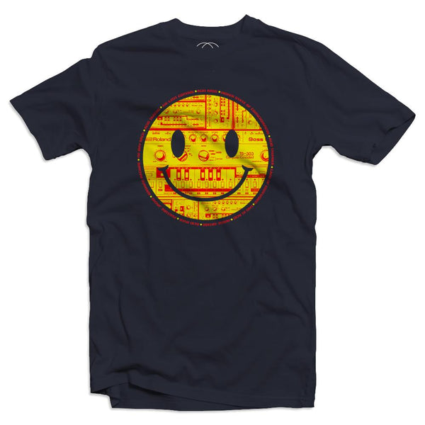 Acid House Roland 303 Smiley Men's T-Shirt