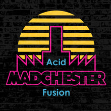 Acid Madchester Fusion Mens T Shirt