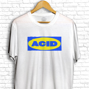 Acid House Furniture Logo Mens T-Shirt