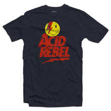 Acid House Rebel Men's Black T-Shirt