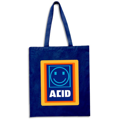 Acid Aldi Tote Shopping Bag
