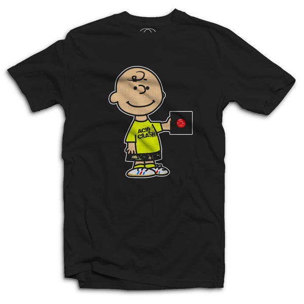Charlie Acid Mens T-Shirt