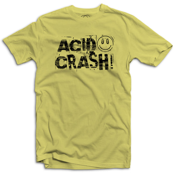 Acid Crash Mens T-Shirt