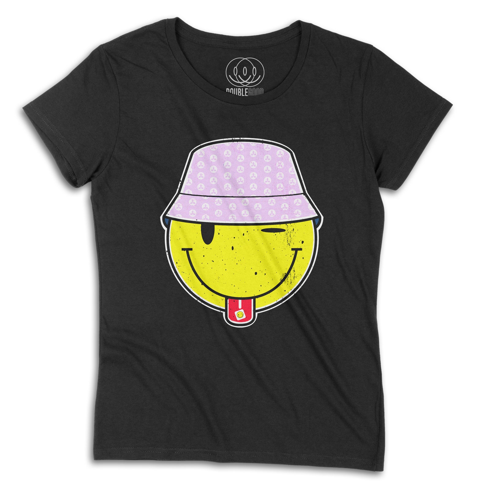 Bucket Head Acid Womens T Shirt