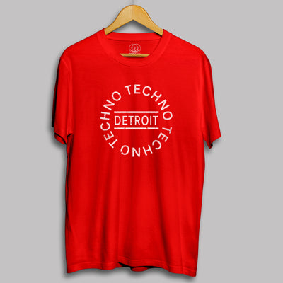 Chicago House Circle Logo Mens T-Shirt