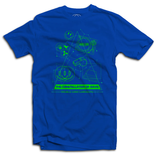 Constellation Of Rave Mens T-Shirt