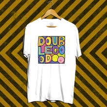 Double Double Good Men's White T-Shirt