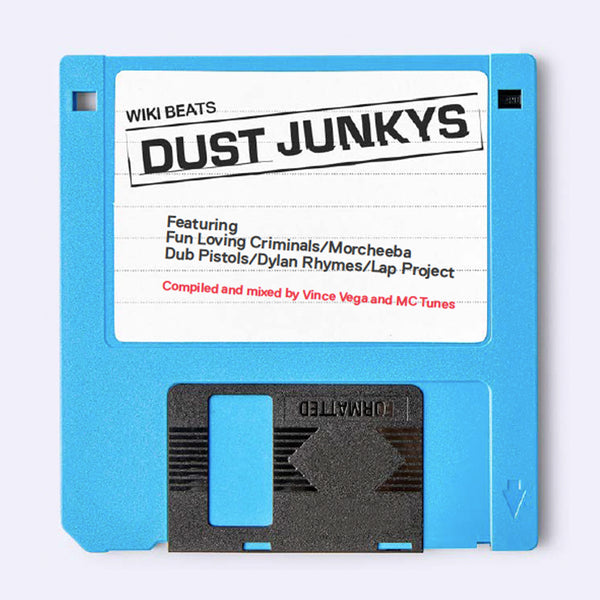 Dust Junkys Wikibeats CD
