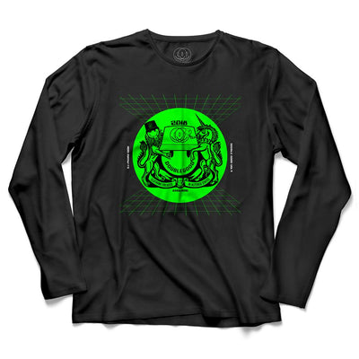 Future House Music Men's Long Sleeve T-Shirt