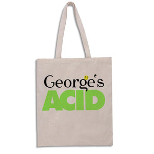Georges Acid Tote Shopping Bag