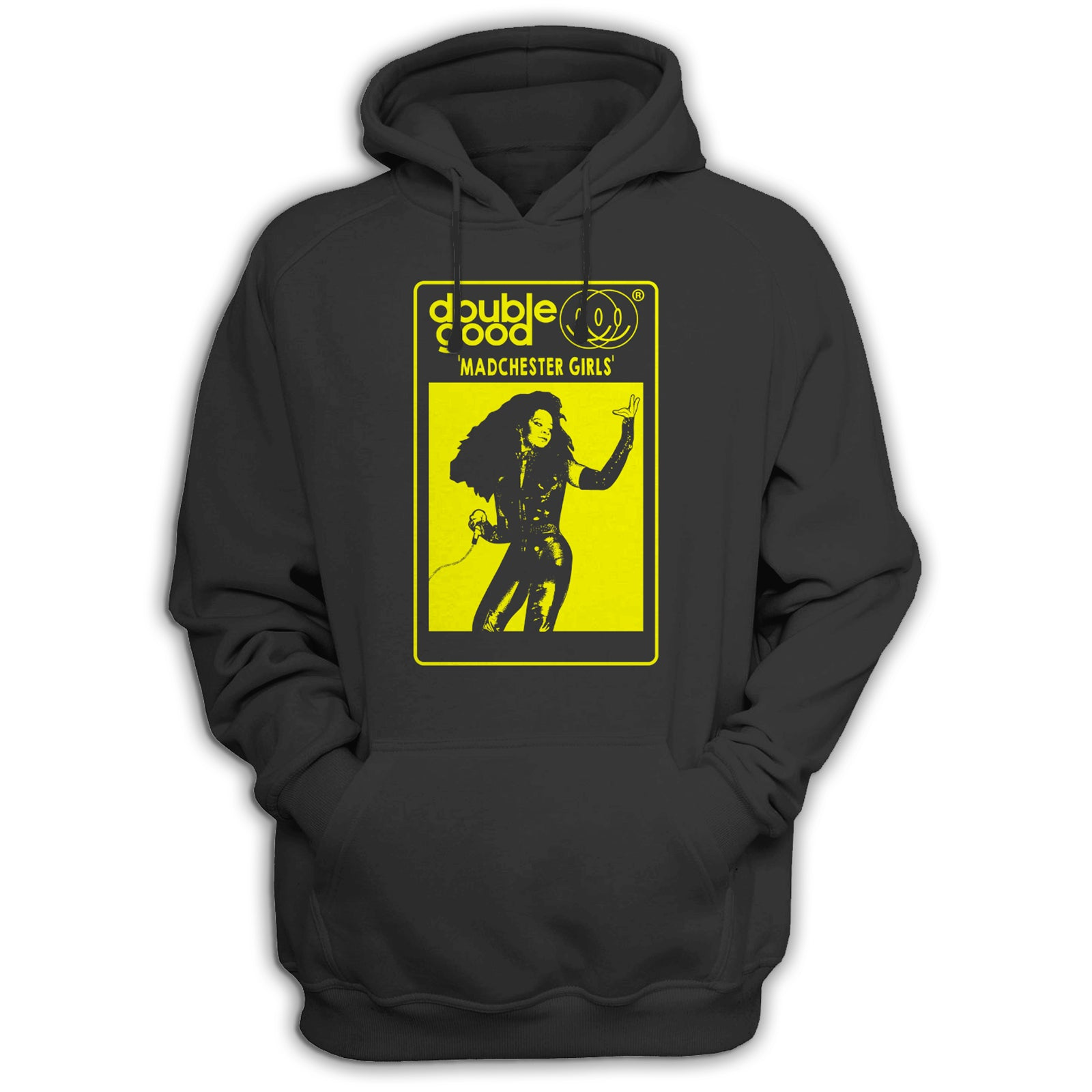 Madchester Girls Hoodie