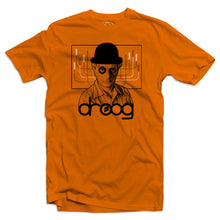 Moog Droog Men's Orange T-Shirt
