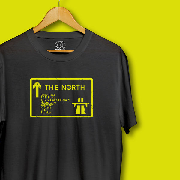 Northern Acid Mens T-Shirt