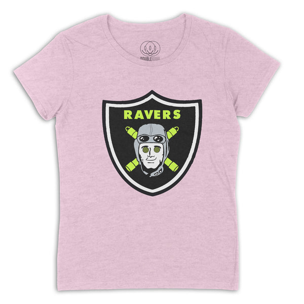 Ravers Logo Womens T Shirt