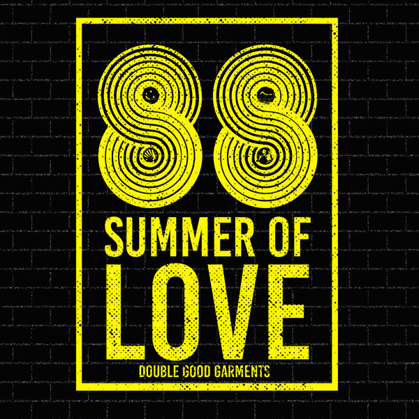 Summer of Love 88 Mens T-Shirt