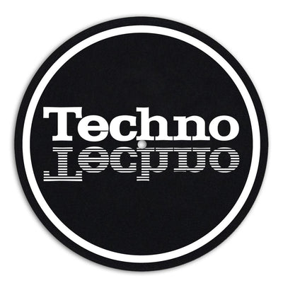 Techno Reflect DJ Slipmat