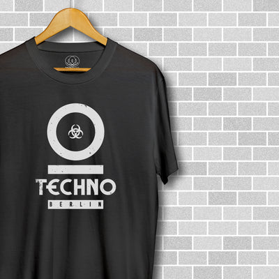 Techno Berlin Tresor Tribute Mens T-Shirt