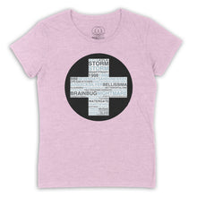 Trance Classics Positiva Records Womens T Shirt