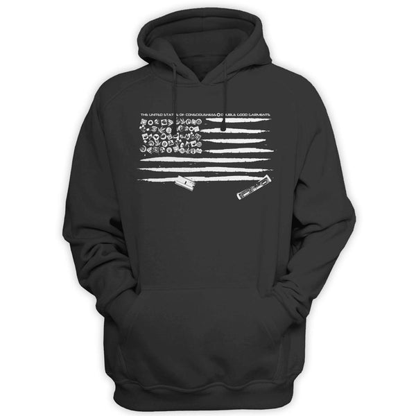 United States of Consciousness Hoodie