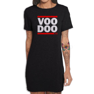 Voodoo Ray Women's T-Shirt Dress