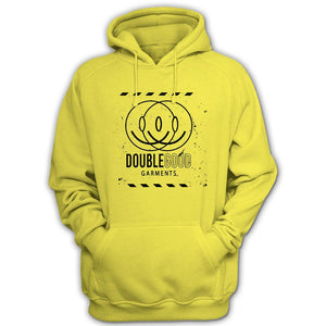 Warehouse Logo House Music Hoodie