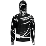 Energy Transfer (B&W) by HoneyChrome Pull over Hoodie
