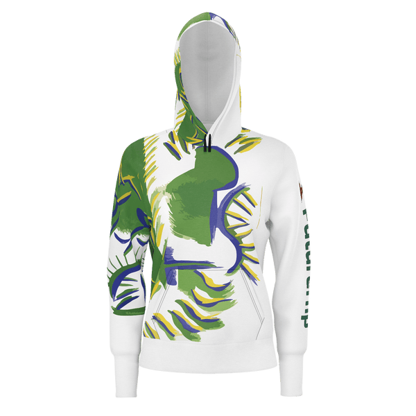 A New Crop Women's Pullover Hoodie