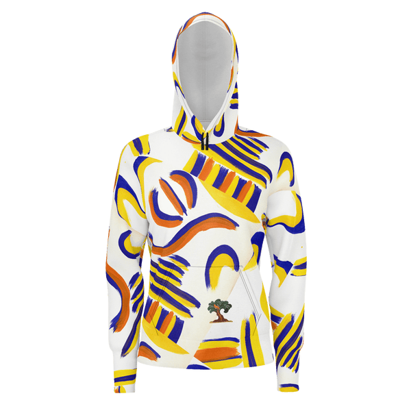 Character 2 by HoneyChrome Women's All Over Print Hoodie