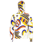 Character 2 by HoneyChrome Unisex All Over Print Hoodie