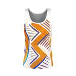 Music by HoneyChrome Women's All-Over-Print Tank Top