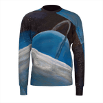 Celestial Body by Susan Chorney Pullover Sweatshirt