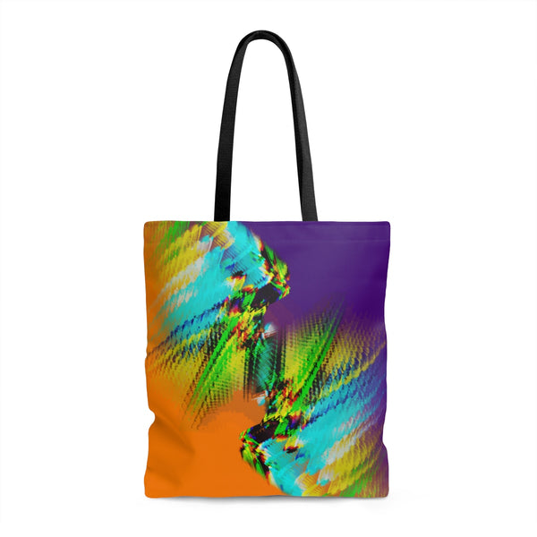 We Wanna Rock All-Over-Print Tote Bag