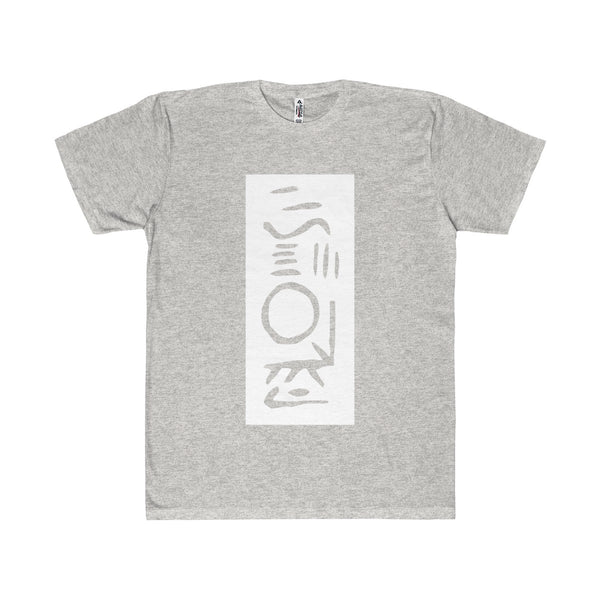 "Energy Transfer ""Pillar"" by HoneyChrome Unisex Fitted Tee"