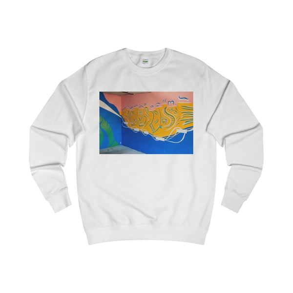 Energy Transfer by HoneyChrome Men's Sweatshirt