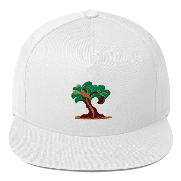 FutureHip Tree of Life by Charles Lewine Flat Bill Cap