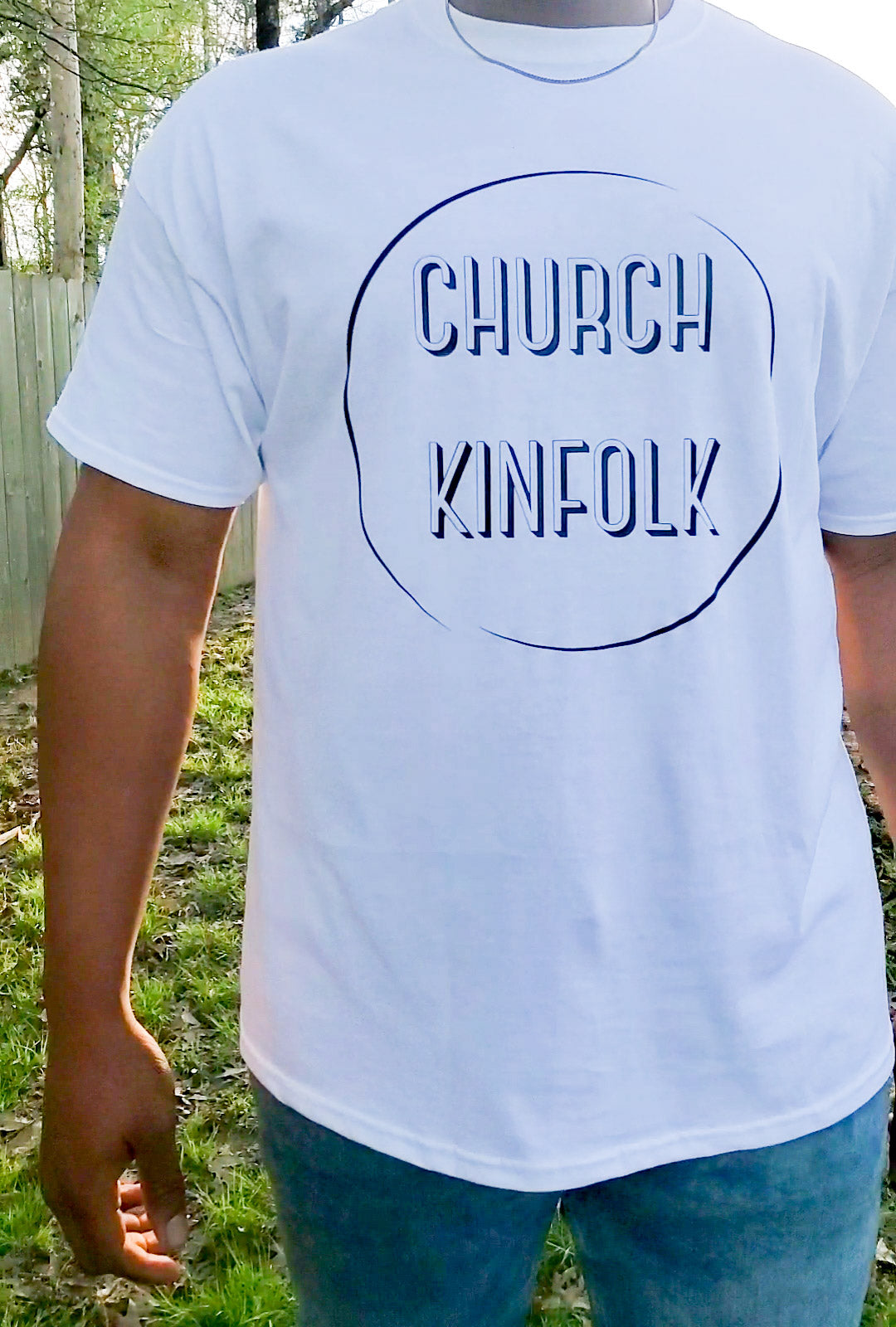 CHURCH KINFOLK T-Shirt - Recaptured Values