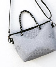 Load image into Gallery viewer, PRENE THE XXS CROSSBODY / TOTE BAG GREY MARLE