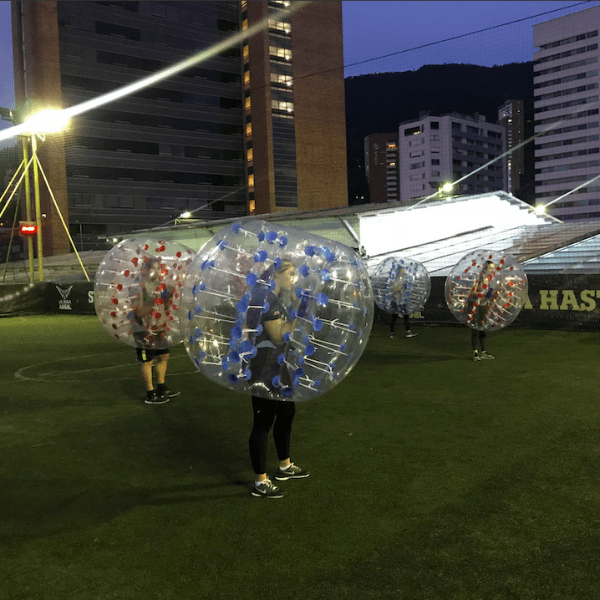 Bubble Soccer - RY Marketplace
