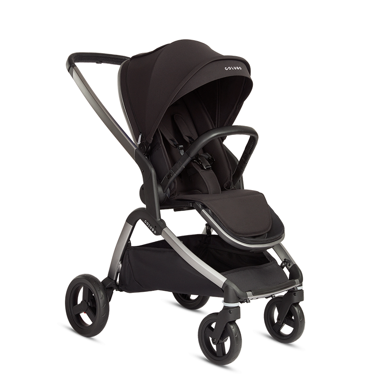 The Complete Stroller