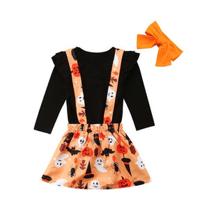 Classic Halloween Dress Set