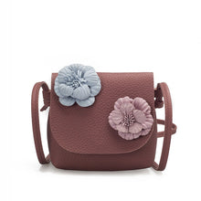 Load image into Gallery viewer, Flowers Coin Purse