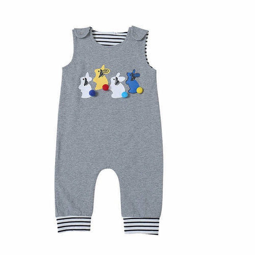 Cottontail Bunnies Romper